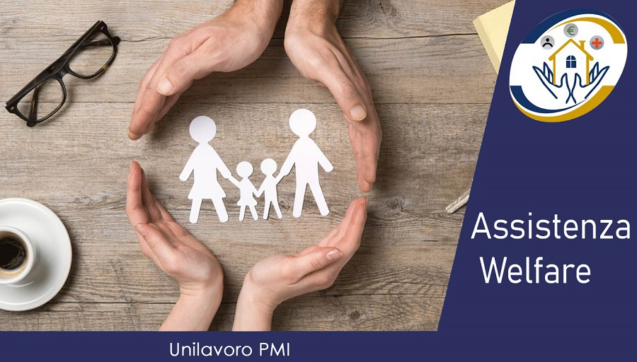assistenza welfare Unilavoro Nazionale GIUSTO